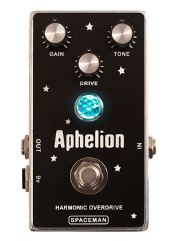 Spaceman Aphelion Overdrive Unfinished Edition