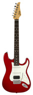 Suhr Classic Pro HSS SCII Candy Apple Red
