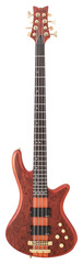 Schecter Stiletto Studio 8 Bass Honey Satin