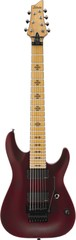 Schecter Jeff Loomis 7 FR Signature Vampyre Red Satin