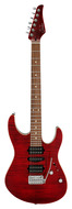 Suhr Modern Chili Pepper Red Pau Ferro