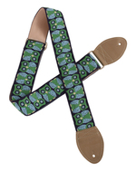 Souldier Guitar Strap Owls Navy 2""