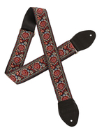 Souldier Hendrix Guitar Strap Black