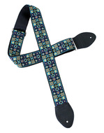 Souldier Guitar Strap Woodstock Blue</P>