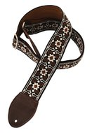 Souldier Guitar Strap Fillmore Design White/Brown