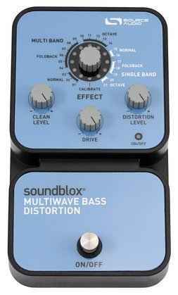 SoundBlox Multiwave Bass Distortion