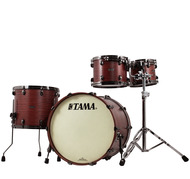Tama Starclassic Bubinga 4pc Shell Pack in Satin Finish