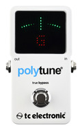 T.C. Electronic Polytune 2 Polyphonic Tuner