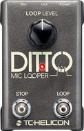 T.C. Helicon Ditto Mic Looper