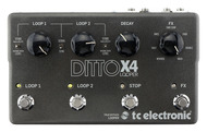 T.C. Electronic Ditto X4