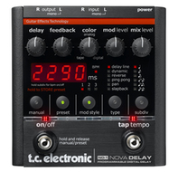 T.C. Electronic ND-1 Nova Delay Pedal