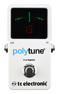 T.C. Electronic Polytune2 Polyphonic Tuner