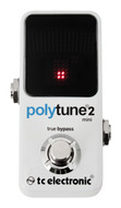 T.C. Electronic Mini Polytune 2 Polyphonic Tuner