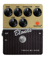 Tech 21 Sansamp Blonde Character Series Pedal