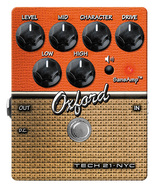 Tech 21 Oxford Character Series Pedal