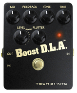 Tech 21 Boost D.L.A. Delay/Boost Pedal