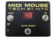 Tech 21 Midi Mouse Footcontroller