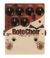 Tech 21 Roto Choir - SansAmp Rotary Speaker Emulator