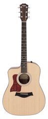 Taylor 110CE Left Hand Dreadnought Acoustic Electric