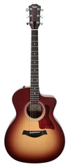 Taylor 114CE SB Grand Auditorium Sunburst Acoustic Electric