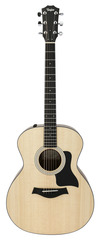 Taylor 114E Walnut Grand Auditorium Acoustic Electric