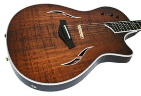 T5-C2 Custom Koa Top<BR>Electric Acoustic Edgeburst