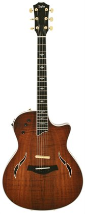 Taylor T5-C2 Custom Koa Top<BR>Electric Acoustic Edgeburst