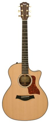Taylor 714-ce Grand Auditorium<BR>Acoustic Electric