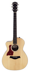 Taylor 214CE Deluxe Grand Auditorium Left Hand Acoustic Electric