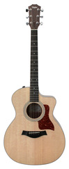 Taylor 214-CE Grand Auditorium Koa 2012 Winter Limited
