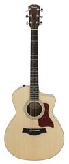 Taylor 214CE-Quilted Maple Deluxe Special Edition Grand Auditorium