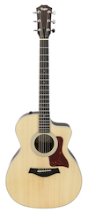 Taylor 214CE Rosewood Grand Auditorium Acoustic Electric