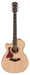 Taylor 314CE Grand Auditorium Left Hand Acoustic Electric