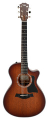Taylor 322CE-SEB Special Edition Grand Concert Shaded Edgeburst