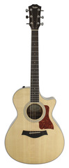 Pre-Owned Taylor 412CE 2015 Grand Concert Acoustic Electric