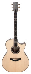Taylor 514CE-QS Limited Edition GA Quilted Sapele Acoustic Electric