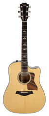 Taylor 2015 Demo 610CE Dreadnought Torrified Top Acoustic Electric