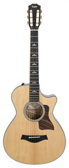 Taylor 612CE 12 Fret Grand Concert Torrified Top Acoustic Electric