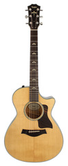 Taylor 612CE Grand Concert First Edition Torrifed Top Acoustic