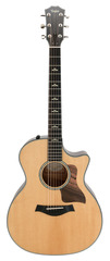 Taylor 2015 Demo 614CE Grand Auditorium Torrified Top Acoustic
