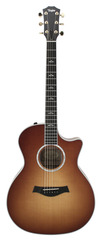 Taylor 614CE Grand Auditorium Honey Sunburst Acoustic Electric