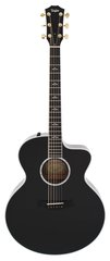 Taylor 615CE-BL Jumbo Acoustic Electric Black