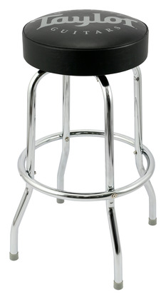 "Taylor Logo 30"" Black Studio Guitar Stool"
