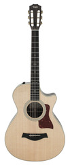 Pre-Owned Taylor 712CE 2013 Grand Concert 12 Fret Acoustic Electric