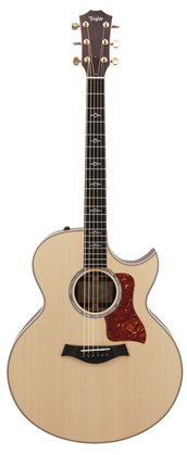 Taylor 815-ce Jumbo<BR>Acoustic Electric