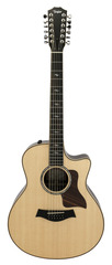 "Pre-Owned Taylor 2014 856CE Grand Symphony 12 String Acoustic Electric ""Holiday Sale Price"""