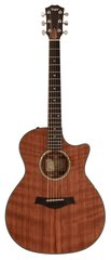 Taylor Custom BTO Grand Auditorium Ovangkol Sinker Redwood