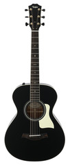 Taylor Custom TF 12 Fret Black Grand Concert Acoustic Electric