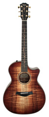 Taylor K24-CE Grand Auditorium AA Koa Acoustic Electric
