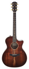 Taylor 2015 K24CE Demo Grand Auditorium ES-2 Acoustic Electric
